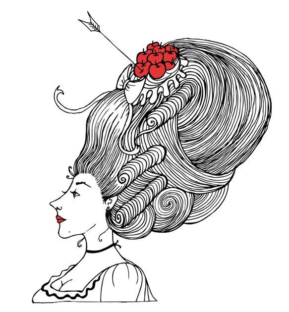apple hair