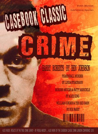 Casebook Classic Crime - Issue 1 - January 2015