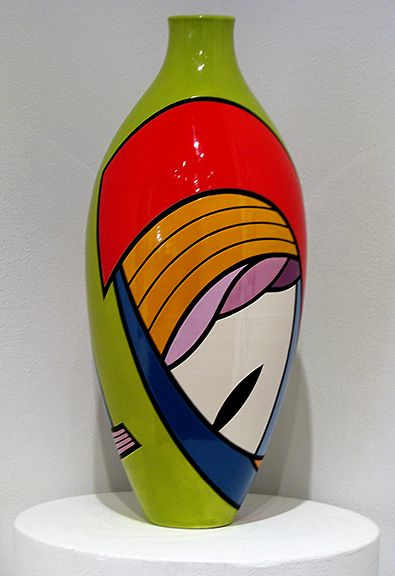 Pam Summers - Untitled Vessel