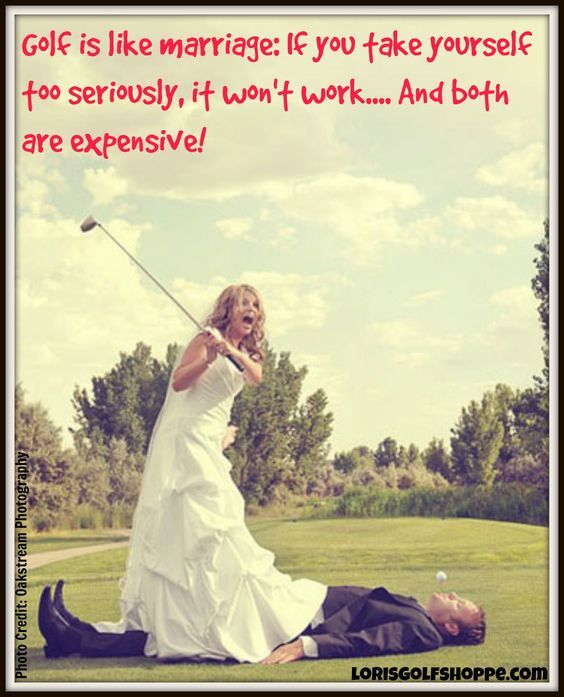 Funny #golf thought! Find more Golf Quotes, Lessons, and Tips here #lorisgolfshoppe