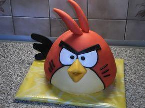 Dort Angry birds - Dorty od Jany