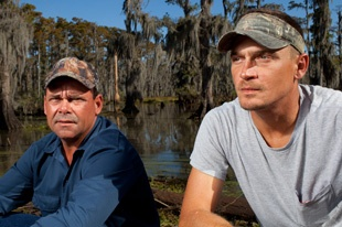 Swamp People on History Channel...new season starts Thursday night.