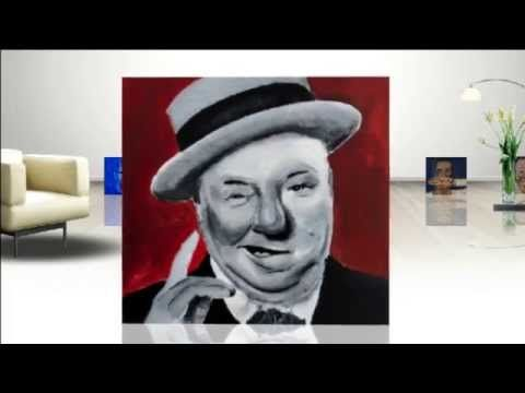 Fall Fine art collection 2014 - YouTube