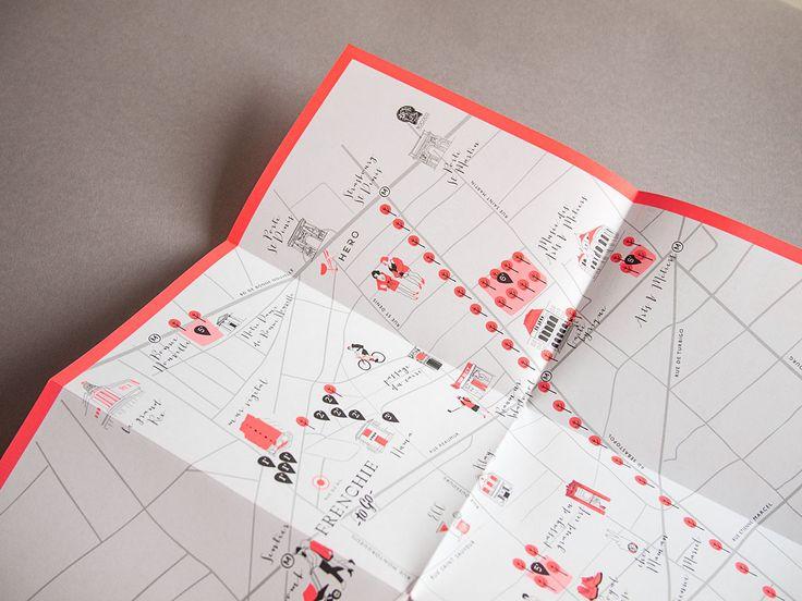 maps by content design lab (PARIS, Montreuil)