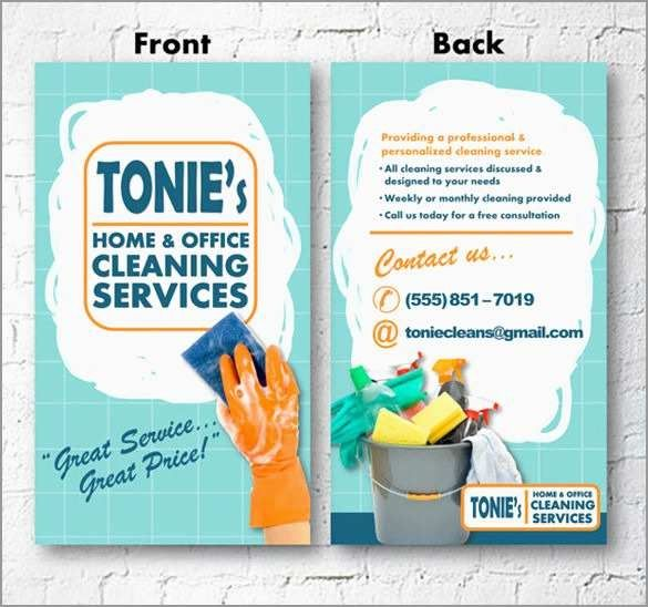 Free House Cleaning Flyer Templates Download (With Images