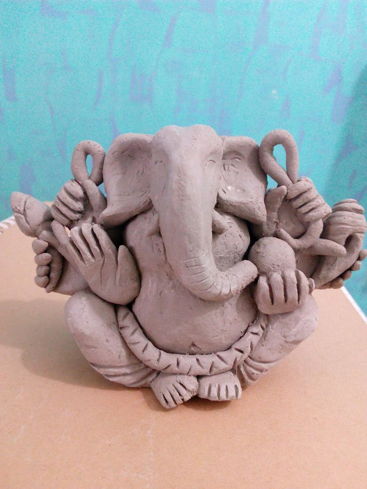 My lord ganesh sculpture