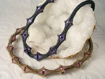 Beaded Jewelry | Bead Stitching | Susan Jefferson Jewelry