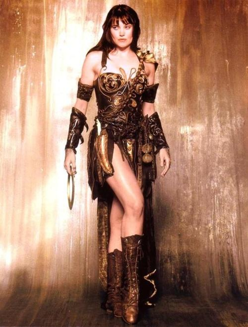 Sometimes you have to let the Xena in your out!  Go do it!  do it now!