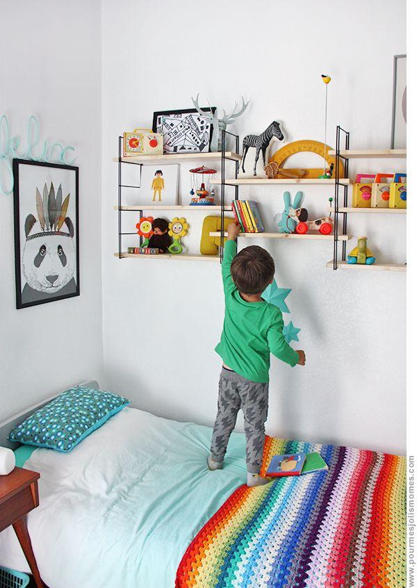 pour mes jolis mômes, mais pas que... déco chambre enfant #kidsroom