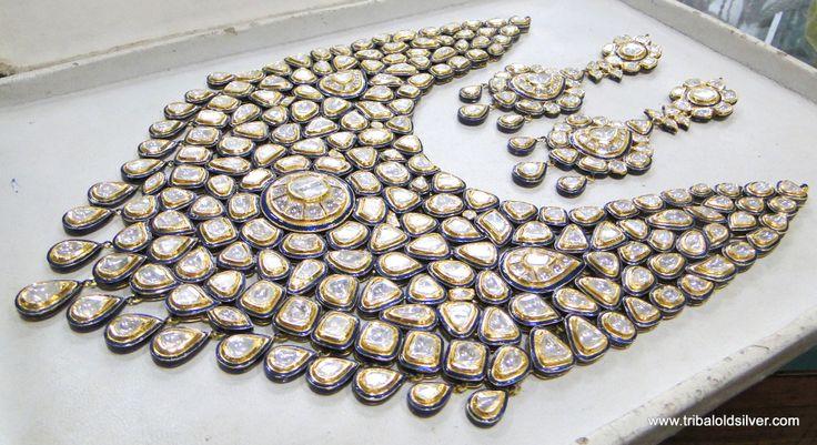 Indian Kundan Jewellery ~ Jewellery India
