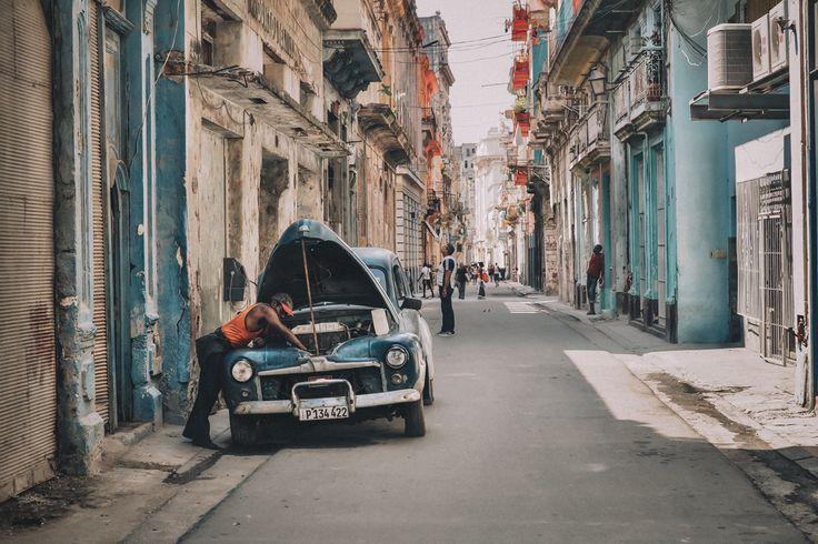 Kuba - Fotos aus Kuba - Havanna, Trinidad, Baracoa, Vinales, Auto