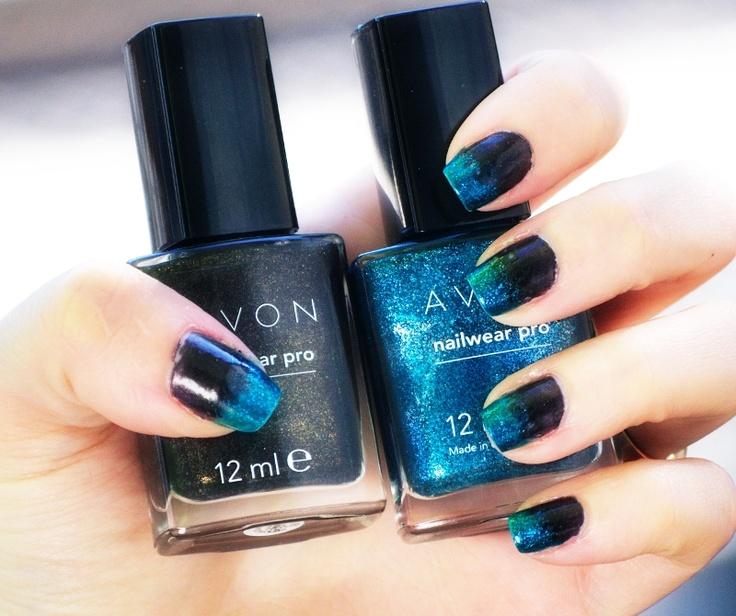 Avon Chrome Nail Powder: 133 Best Images About Avon Nail Colors On Pinterest