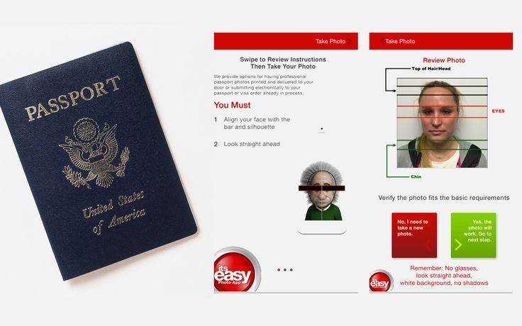 Take the process of renewing your passport into your own hands with new iOS app ItsEasy. The mobile program claims to be the first of its kind, allowing users to take their passport renewal photos via iPhone—no trip to the drugstore required. More details, here.
