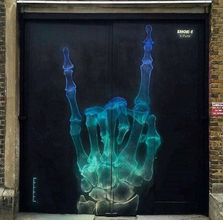 Awesome Street Art by SHOK-1