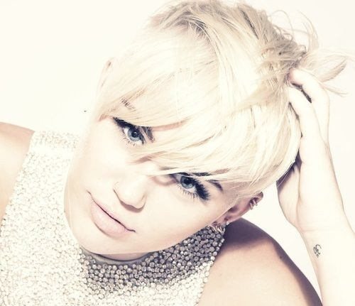 miley cyrus short cropped hairstyle 2013 Short Crop Hairstyles For Women