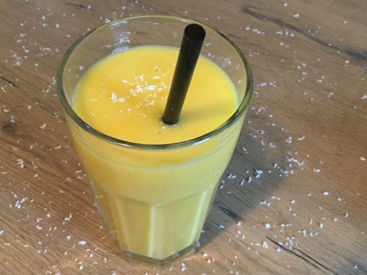 Mango - Kokos - Smoothie, ein sehr schönes Rezept aus der Kategorie Shake. Bewertungen: 3. Durchschnitt: Ø 3,8.