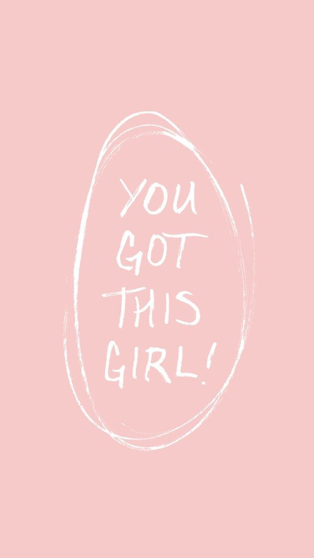 You Got This With Images Wallpaper Iphone Quotes