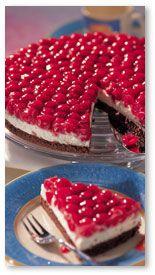 Chocolate and Cherry Torte