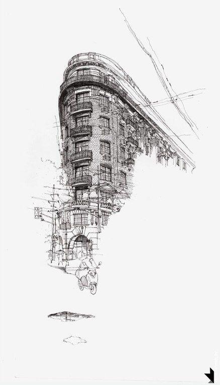 архитектура. графика