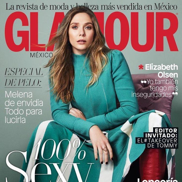 "38 Likes, 1 Comments - Elizabeth Olsen Brasil (@eolsenbrasil) on Instagram: ""Elizabeth está na capa da revista Glamour Mexico. #elizabetholsen #lizzieolsen"""