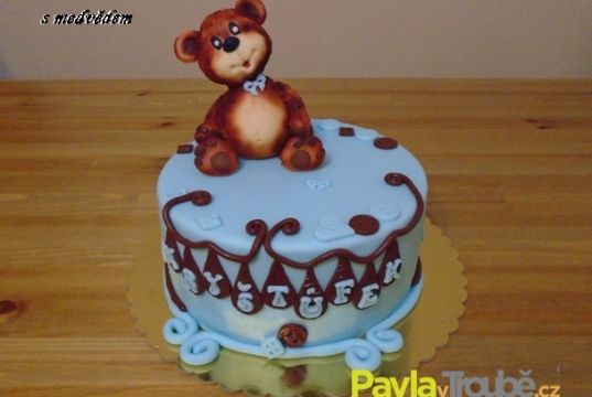 dort s medvědem