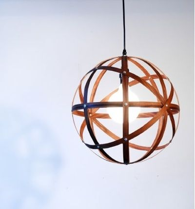 Meridian Pendant Light Walnut from Propellor Design & 254 best Iconic images on Pinterest | Chairs Tables and Accent chairs azcodes.com