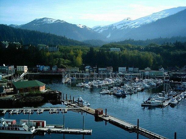 One photo on my trip to Alaska!: Photos, Trips, Alaska