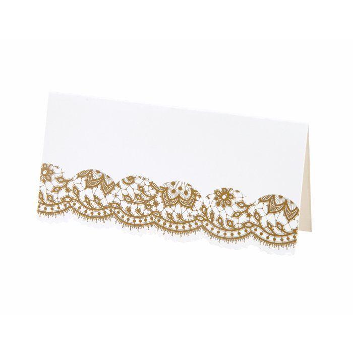 Plaatskaartjes gold glamour