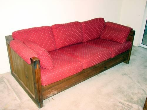 Cargo Brand Couch W Sleeper Also Have A Matching