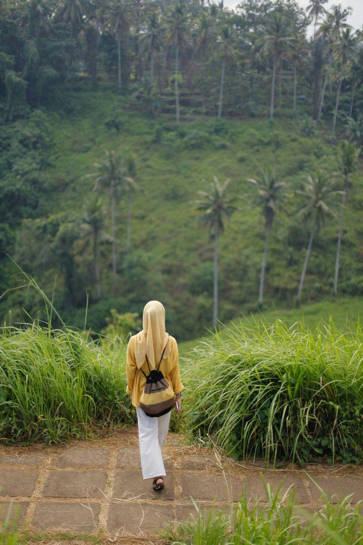 God's green earth