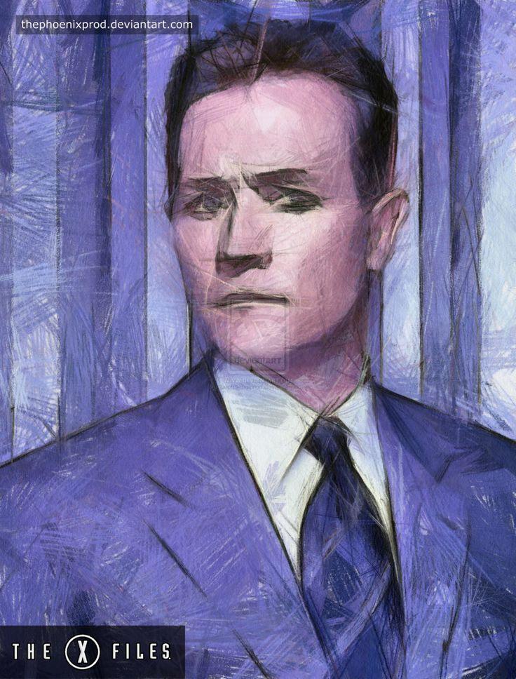 The X Files - John Doggett by thephoenixprod.deviantart.com on @deviantART