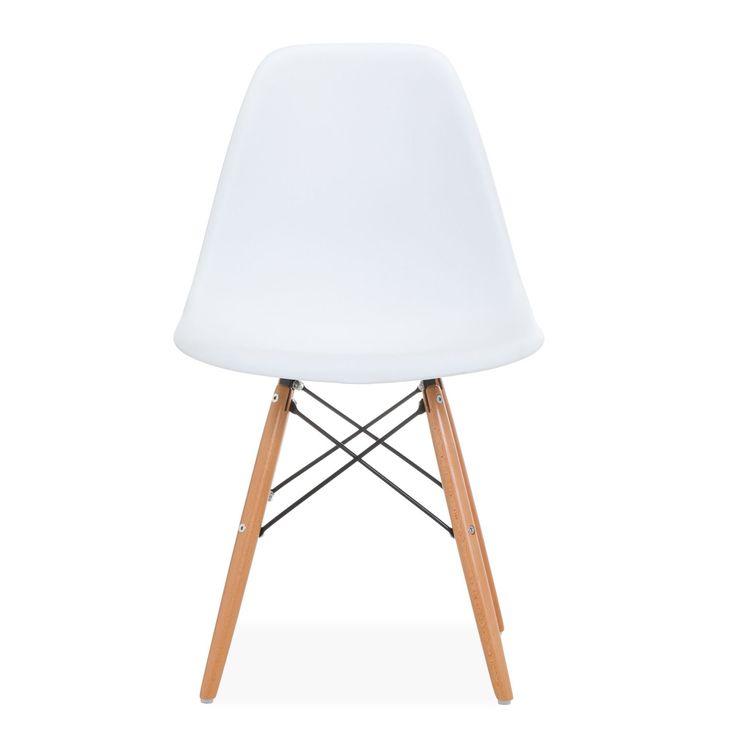 De stoelen WOODEN is een echte design klassieker