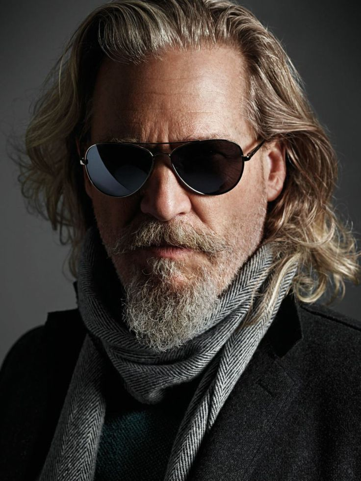 Well, this just shattered my world. I'm used to seeing him look either homeless or a cowboy. Seeing him in this light is a different form of sexy!  Jeff Bridges for Marc O'Polo