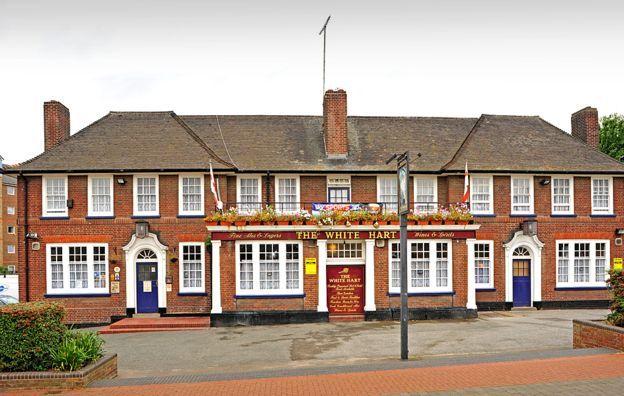 White Hart, Grays, Essex
