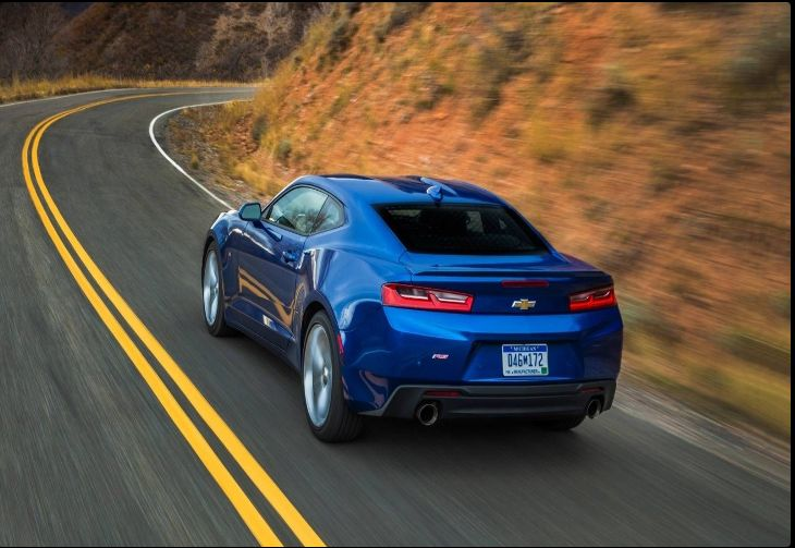 The 2018 Chevy Camaro Offers Outstanding Style And Technology Both
