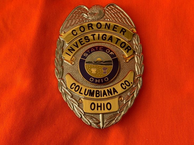 Coroner Investigator, Columbiana County, Ohio (GaRel