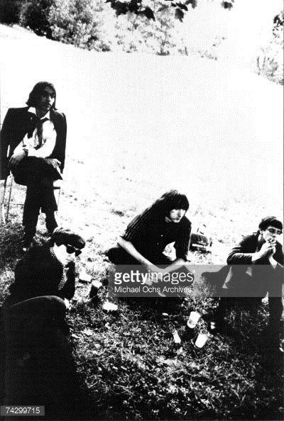 News Photo : Sterling Morrison, Maureen 'Moe' Tucker, John...