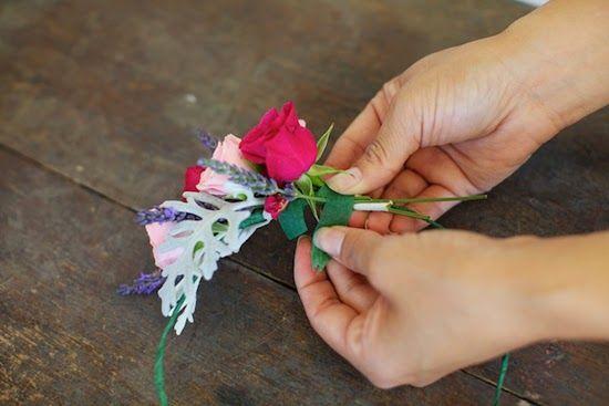 Wild-Roses-Lavender-DIY-Floral-Crown-by-Huckleberry-Karen-Designs11.jpg (550×367)