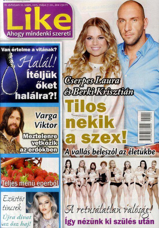 Cserpes Laura & Berki Krisztián (2015.05.07. Like)
