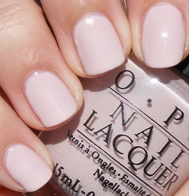 Pinkish White Nail Polish: 1000+ Ideas About Light Pink Nails On Pinterest