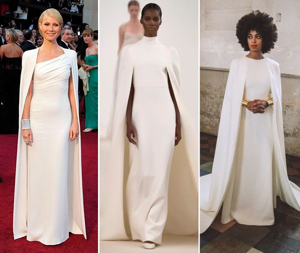 b32ace8657 18 vestidos de noiva com capa - Constance Zahn
