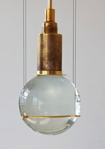pendant lamp by Günter Leuchtmann. Design Is Inspired By Everything www.kensingtondesign.com
