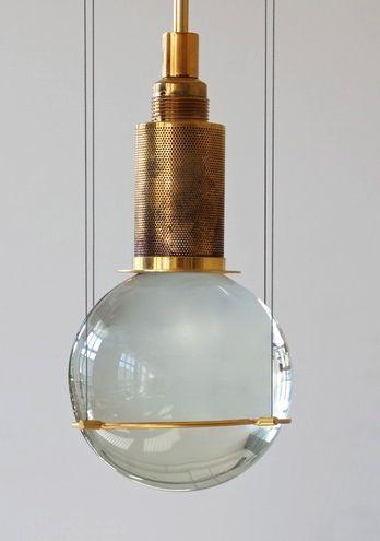 pendant lamp by Günter Leuchtmann. Design Is Inspired By Everything www.kensingtondesign.com