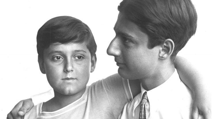 Dinu și Valentin Lipatti