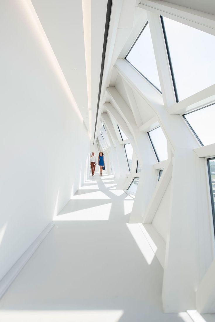 Design house heerlen - Zaha Hadid Architects H L Ne Binet Hufton Crow Tim Fisher Sergio Grazia
