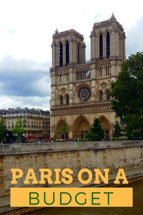 PARIS ON A BUDGET Budget traveling / Travel on a budget / Money saving tips / How to save money in Paris / Paris for cheap / Travel cheap / Travel tips / Paris tips / Paris budget / Paris budget tips