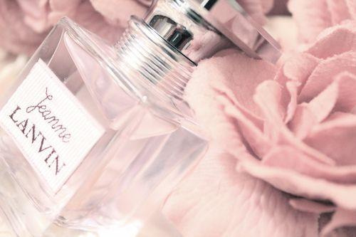 charming LANVIN perfume