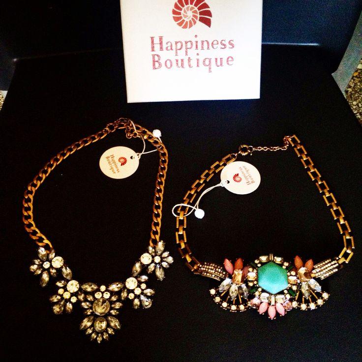 Wonderful necklaces