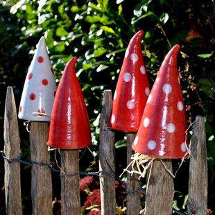 die besten 17 ideen zu gartenstecker auf pinterest | töpferatelier, Garten Ideen