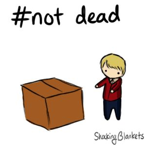 not dead - Imgur